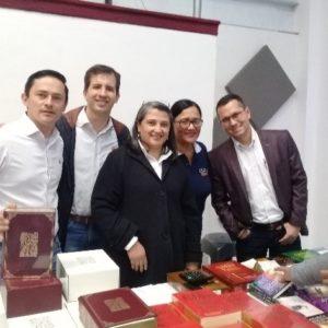 Celebración Iberoamericana por los 450 años de la Traducción Completa de la Biblia Reina Valera al castellano 1569-2019