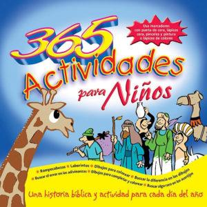 365 Actividades para niños