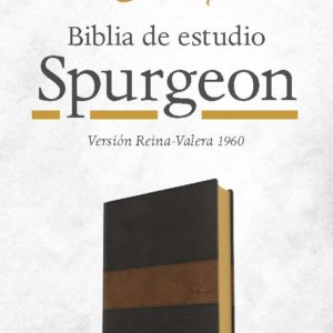 Biblia de estudio Spurgeon