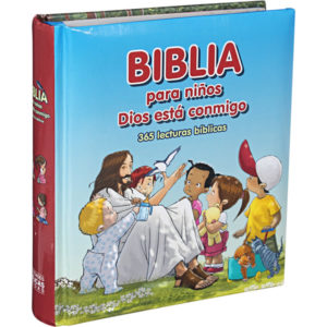 Biblia para niños Dios está conmigo