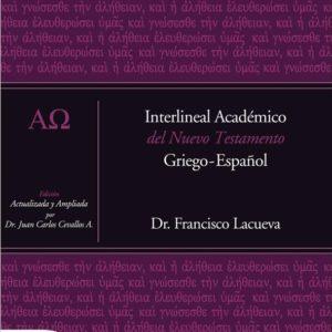 Interlineal Académico del Nuevo Testamento Griego-Español