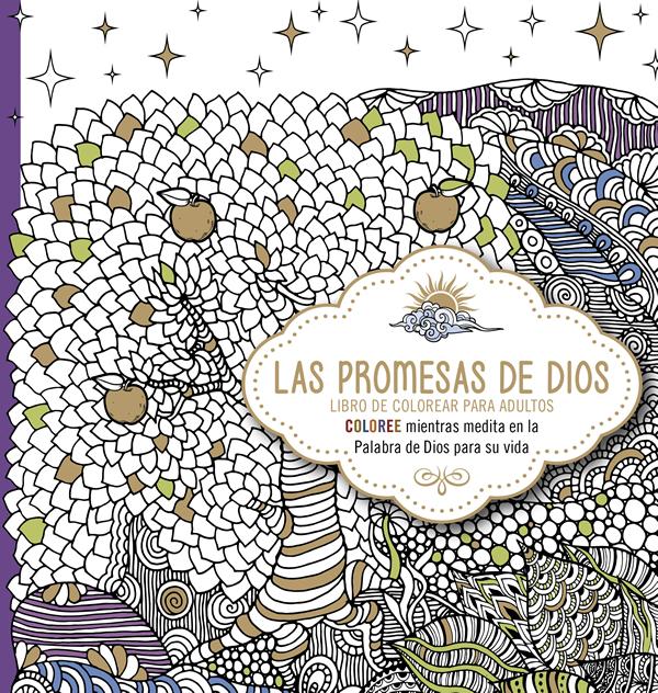 Libro de colorear para adultos: Las promesas de Dios – SEPA ...