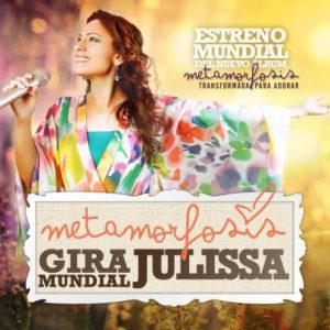 """Julissa lanzará en Guatemala su producción """"Metamorfosis"""""""