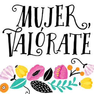 Mujer valórate