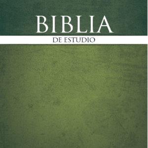 Biblia de Estudio Reina Valera Revisada (RVR)