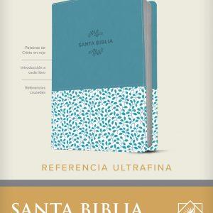 Biblia NTV, edición de referencia ultrafina, letra grande